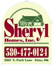 Sheryl Homes Logo